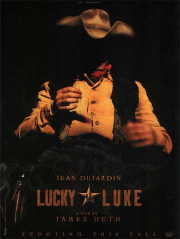The New Adventures of Lucky Luke movie