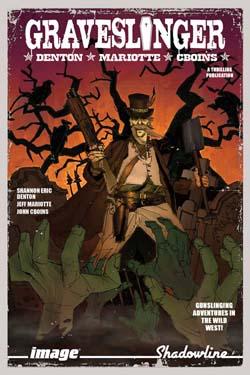 Jeff Mariotte Shadowline Image Comics