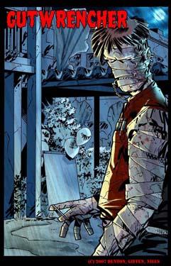 Steve Niles Keith Giffen Shannon Denton Image Comics