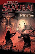Dead Samurai ibooks komikwerks Aron Lusen