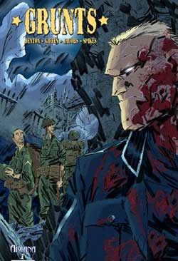 Keith Giffen Shannon Denton World war two
