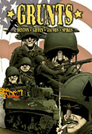 Grunts #1 Cover